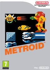Metroid pochette VC-NES (FBZP)