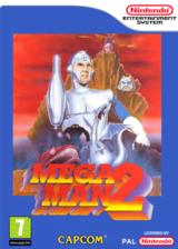 Mega Man 2 pochette VC-NES (FDNP)