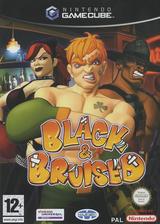 Black & Bruised pochette GameCube (G2BP7D)