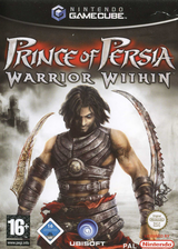 Prince of Persia: Warrior Within pochette GameCube (G2OP41)
