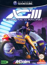 XGIII:Extreme G Racing pochette GameCube (G3EP51)