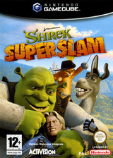 Shrek Super Slam pochette GameCube (G3YX52)