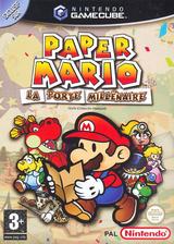 Paper Mario: La Porte Millénaire pochette GameCube (G8MP01)