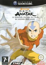 Avatar : Le Dernier Maître de l'Air pochette GameCube (GAVY78)
