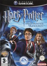 Harry Potter et le Prisonnier d'Azkaban pochette GameCube (GAZF69)