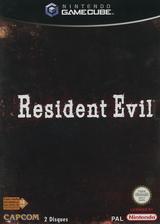 Resident Evil pochette GameCube (GBIP08)