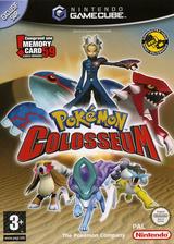 Pokémon Colosseum pochette GameCube (GC6P01)