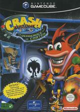Crash Bandicoot : La Vengeance de Cortex pochette GameCube (GCBP7D)