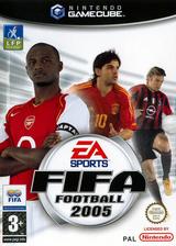 FIFA Football 2005 pochette GameCube (GF5F69)