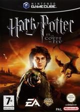 Harry Potter et la Coupe de Feu pochette GameCube (GH4F69)