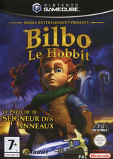 Bilbo le Hobbit pochette GameCube (GHBP7D)