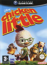 Chicken Little pochette GameCube (GHCF4Q)