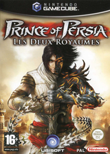 Prince of Persia: Les Deux Royaumes pochette GameCube (GKMP41)