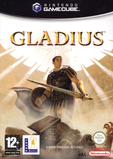 Gladius pochette GameCube (GLSF64)