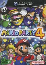 Mario Party 4 pochette GameCube (GMPP01)