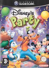 Disney's Party pochette GameCube (GMTP69)