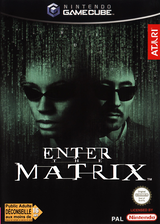 Enter The Matrix pochette GameCube (GMXP70)