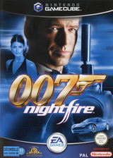 James Bond 007:NightFire pochette GameCube (GO7F69)