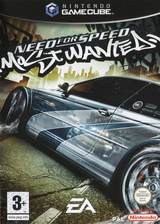 Need for Speed: Most Wanted pochette GameCube (GOWF69)