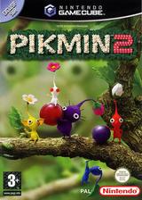 Pikmin 2 pochette GameCube (GPVP01)