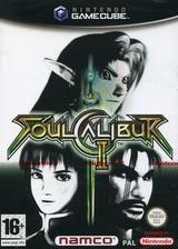 SoulCalibur II pochette GameCube (GRSPAF)