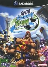 Sega Soccer Slam pochette GameCube (GSSP8P)