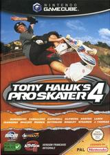 Tony Hawk's Pro Skater 4 pochette GameCube (GT4F52)