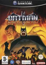 Batman Rise of Sin Tzu pochette GameCube (GUZP41)