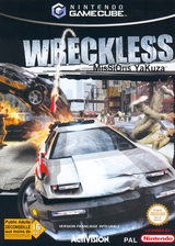 Wreckless: The Yakuza Missions pochette GameCube (GWQP52)