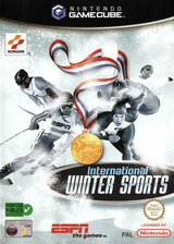 ESPN International Winter Sports pochette GameCube (GWSPA4)