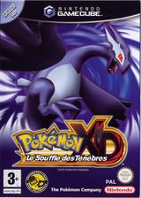 Pokémon XD:Le Souffle Des Ténèbres pochette GameCube (GXXP01)