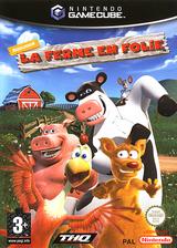 La Ferme en Folie pochette GameCube (GYAX78)
