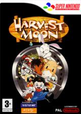 Harvest Moon pochette VC-SNES (JB3P)