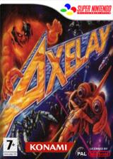 Axelay pochette VC-SNES (JBSP)