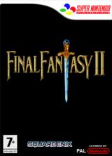 Final Fantasy II pochette VC-SNES (JC8M)