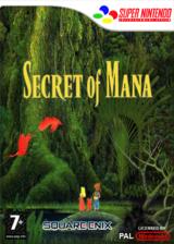 Secret of Mana pochette VC-SNES (JCLP)