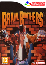 Brawl Brothers pochette VC-SNES (JD5P)