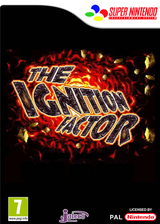 The Ignition Factor pochette VC-SNES (JD6M)