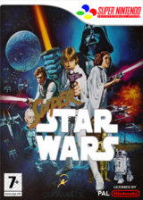 Super Star Wars pochette VC-SNES (JDIP)