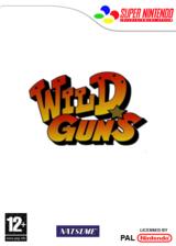 Wild Guns pochette VC-SNES (JDVP)