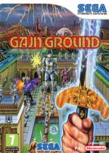 Gain Ground pochette VC-MD (MANP)
