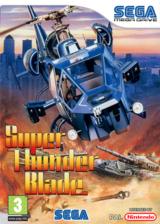 Super Thunder Blade pochette VC-MD (MBPP)