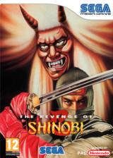 The Revenge of Shinobi pochette VC-MD (MCYP)