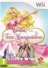 Barbie et les Trois Mousquetaires pochette Wii (R23P52)