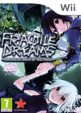 Fragile Dreams ~ Farewell Ruins of the Moon~ pochette Wii (R2GP99)