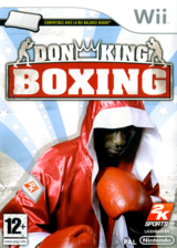 Don King Boxing pochette Wii (R2KP54)