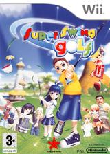 Super Swing Golf pochette Wii (R2PP99)