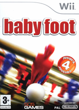 Baby Foot pochette Wii (R4BPGT)