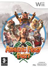 Athletic Piggy Party pochette Wii (R4LPUG)