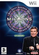 Qui Veut Gagner Des Millions :1ère Edition pochette Wii (R55P41)